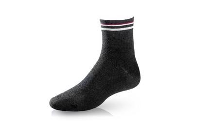 除臭襪推薦推介銀纖維抗菌除臭防感染sNug複合銀纖維除臭短襪