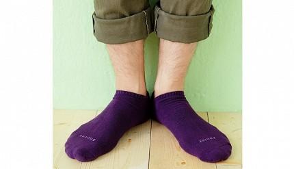 除臭襪推薦推介陪女友逛街的祕密武器footer微分子氣墊單色船型薄襪