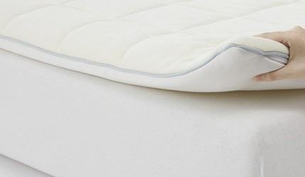 日本airwave愛維福冬暖夏涼分壓床墊床單床單床包推薦推介商品圖
