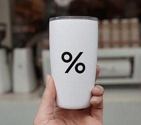 咖啡豆咖啡粉即溶咖啡推薦日本京都%Arabica阿拉比卡咖啡店舖隨行杯