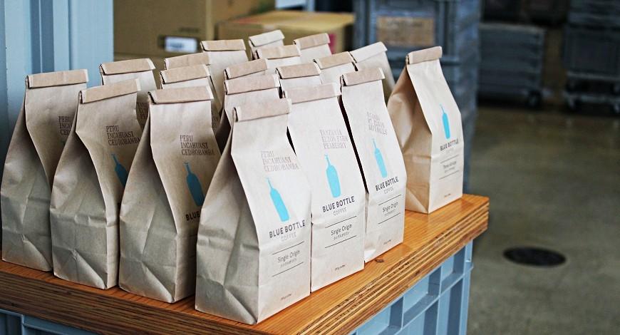 咖啡豆咖啡粉即溶咖啡推薦日本藍瓶咖啡