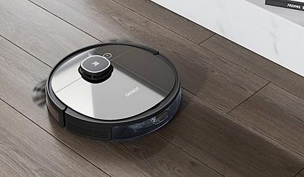 掃地機器人推薦品牌ecovacs的DEEBOT-OZMO-920