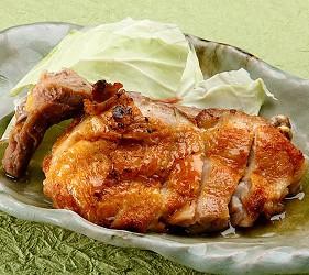 香川必吃美食帶骨烤雞