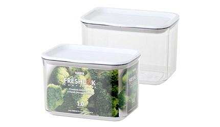 保鮮盒推薦日本takeya的freshlok樹脂保鮮盒