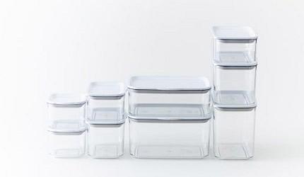 保鮮盒推薦樹脂塑膠保鮮盒示意圖