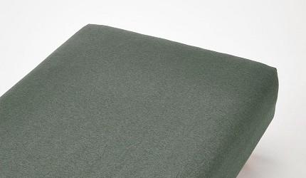 無印良品有機棉天竺床包床單推薦推介商品圖