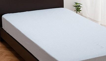 西川前染亞麻布吸濕抑菌透氣性佳床單床單床包推薦推介商品圖