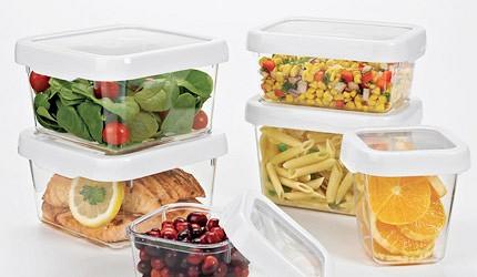 保鮮盒推薦美國oxo按壓式樹脂保鮮盒