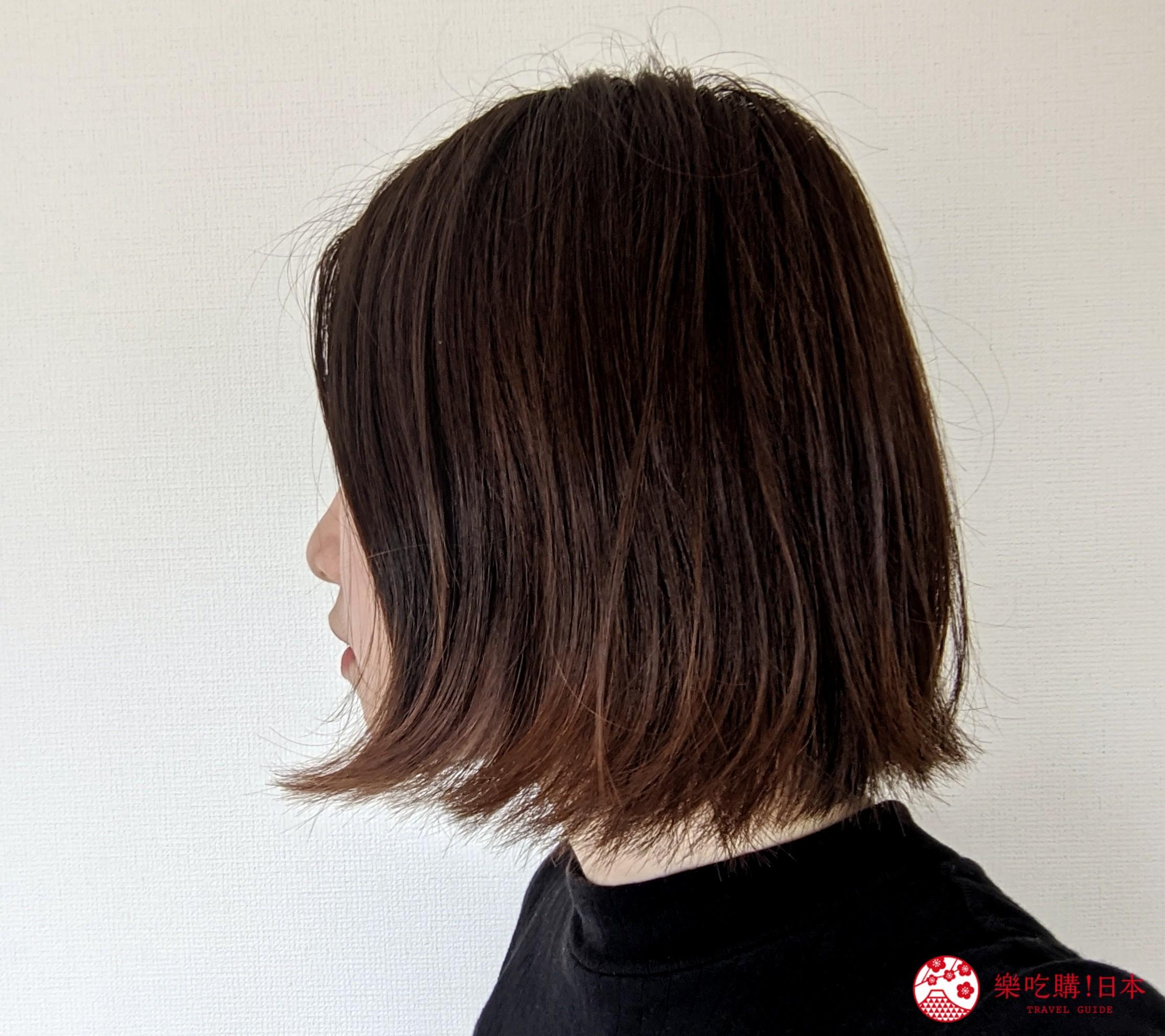 日本theproduct純植物成份有機髮蠟濕潤髮實際試用