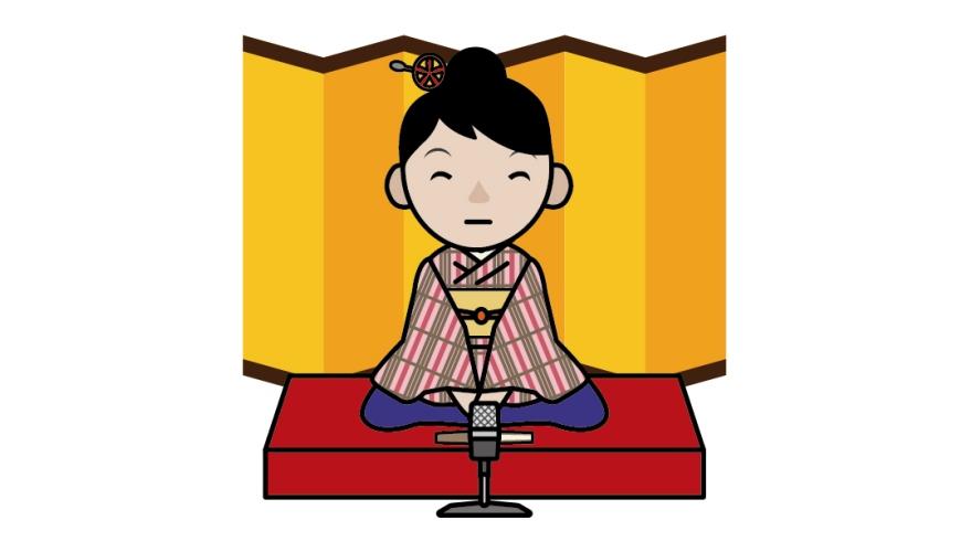 日文「噺」相關落語意思示意圖