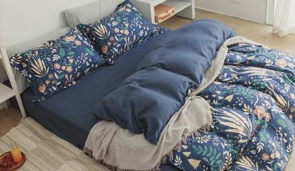 翔仔居家100%萊賽爾纖維天絲床墊床單床單床包推薦推介商品圖