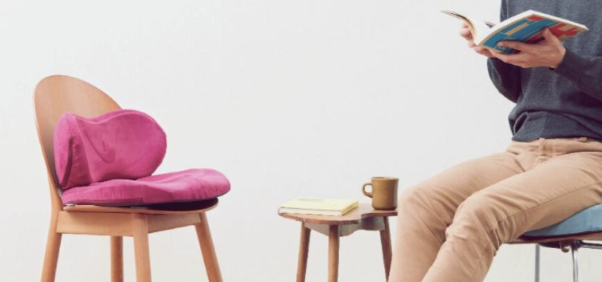 居家辦公室坐墊推薦推介用在椅子上的坐墊