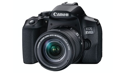 單眼相機單反推薦canon-eos-850d