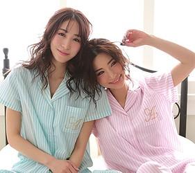 睡衣推薦推介男女睡衣套裝日系可愛日本居家服品牌aimerfeel深受到日本女孩喜愛