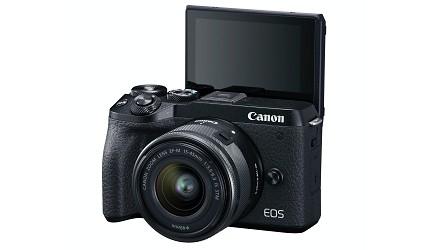 微單眼無反相機推薦canon-eos-m6-mark-II