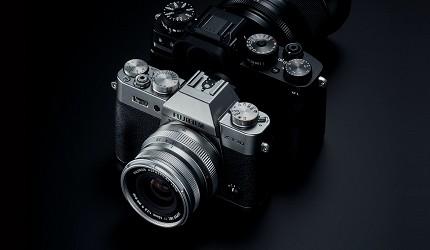 日本單眼相機單反微單推薦FUJIFILM-XT30