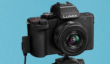 日本單眼相機單反微單推薦Panasonic-Lumix-G100