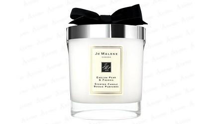 香氛蠟燭燈推薦推介Jo Malone英國梨與小蒼蘭香氛工藝蠟燭