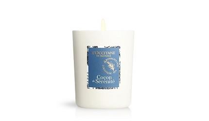 香氛蠟燭燈推薦推介loccitane歐舒丹紓壓香氛蠟燭