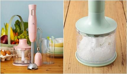 隨行果汁機家用果汁機推薦BRUNO手持攪拌棒四件組