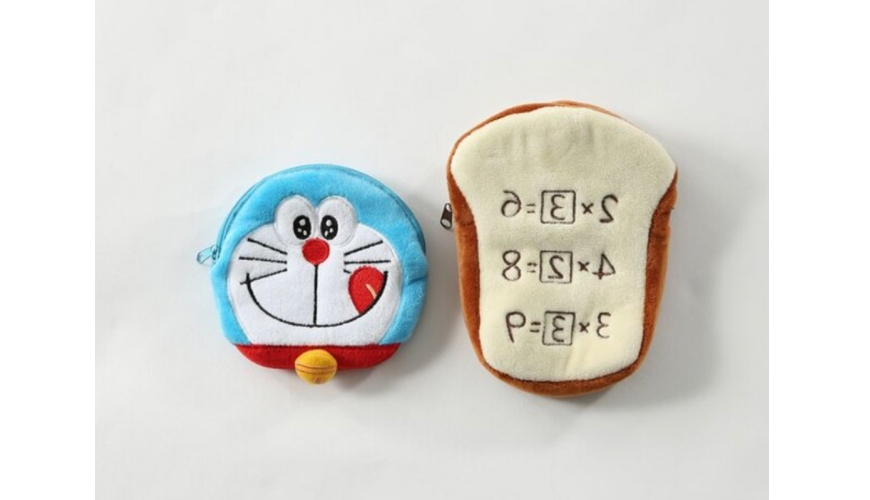 《哆啦A夢》道具日語之記憶吐司「アンキパン」形象圖