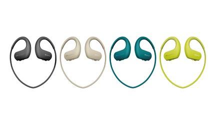 藍牙耳機無線耳機推介推薦買麥克風SONY索尼數位隨身聽4G NW-WS413