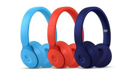 藍牙耳機無線耳機推介推薦買麥克風Beats Solo Pro Wireless無線抗噪頭戴式耳機