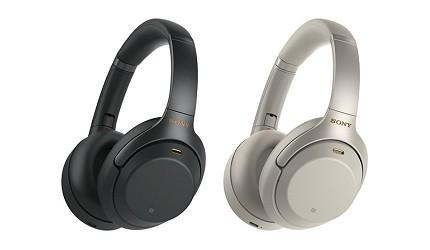 藍牙耳機無線耳機推介推薦買麥克風SONY索尼WH-1000XM3無線降噪耳機