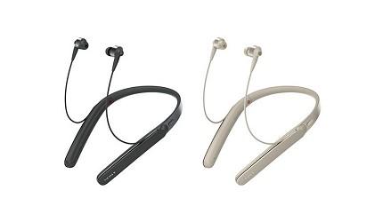 藍牙耳機無線耳機推介推薦買麥克風SONY索尼WI-1000X智慧抗躁入耳式耳機
