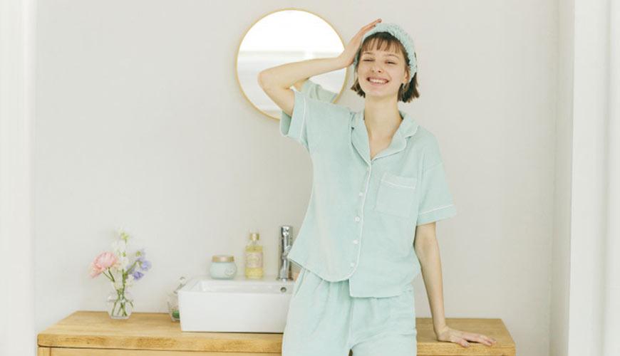 睡衣推薦推介男女睡衣套裝日系可愛日本居家服品牌GU