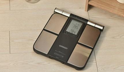 日本體脂計體脂肪計推薦omron歐姆龍體脂計