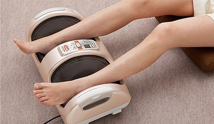 按摩機推介推薦小腿肩頸必買腳部按摩機器被使用