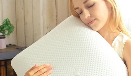 日本枕頭推薦枕頭示意圖