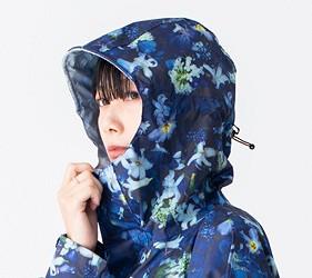 日本雨傘摺傘折疊傘推薦品牌kiu雨衣
