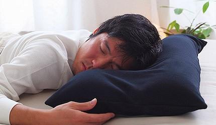 日本枕頭推薦王樣的夢枕男人的夢枕
