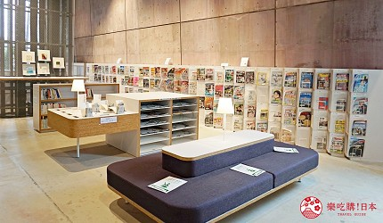 大阪自由行近郊一日遊行程推薦推介天王寺10分鐘直達松原市松原圖書館舒適的閱讀座位區
