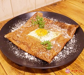 大阪自由行近郊一日遊行程推薦推介天王寺10分鐘直達松原市品嚐內鴨料理創意法式餐廳Bochi Bochi河內鴨的法式薄餅