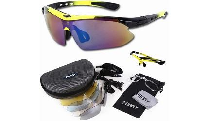 太陽眼鏡墨鏡推薦推介度數顏色品牌實用CP值高的運動太陽眼鏡FERRY商品