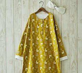 睡衣推薦推介男女睡衣套裝日系可愛日本居家服品牌une nana cool植物動物圖案很可愛療癒