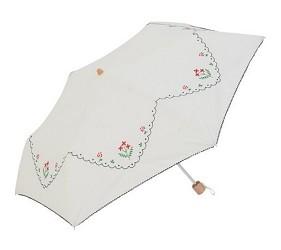 日本雨傘摺傘折疊傘推薦品牌niftycolors抗uv晴雨傘