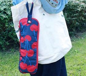 日本雨傘摺傘折疊傘推薦品牌niftycolors傘套