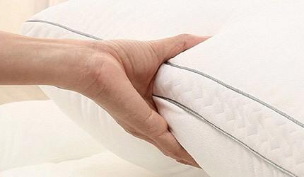 日本枕頭推薦宜得利nitori聚酯纖維枕珍珠棉記憶泡棉