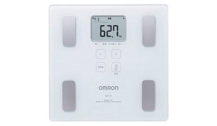 日本體脂計體脂肪計推薦歐姆龍omron體脂計HBF-217