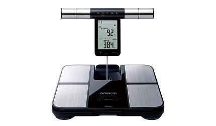日本體脂計體脂肪計推薦歐姆龍omron體脂計HBF-702T
