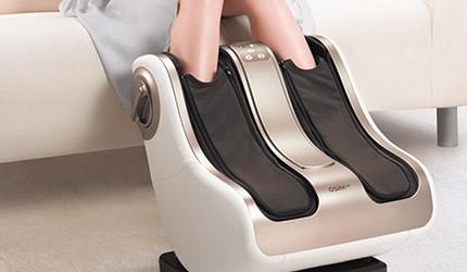 按摩機推介推薦小腿肩頸必買OSIM暖足樂
