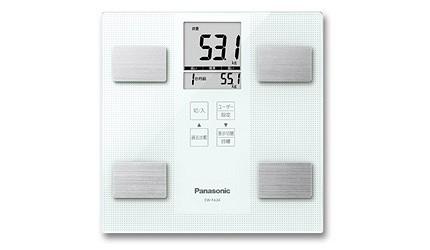 日本體脂計體脂肪計推薦Panasonic體脂計EW-FA24