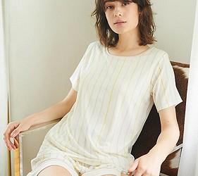 睡衣推薦推介男女睡衣套裝日系可愛日本居家服品牌PEACH JOHN甜美又年輕