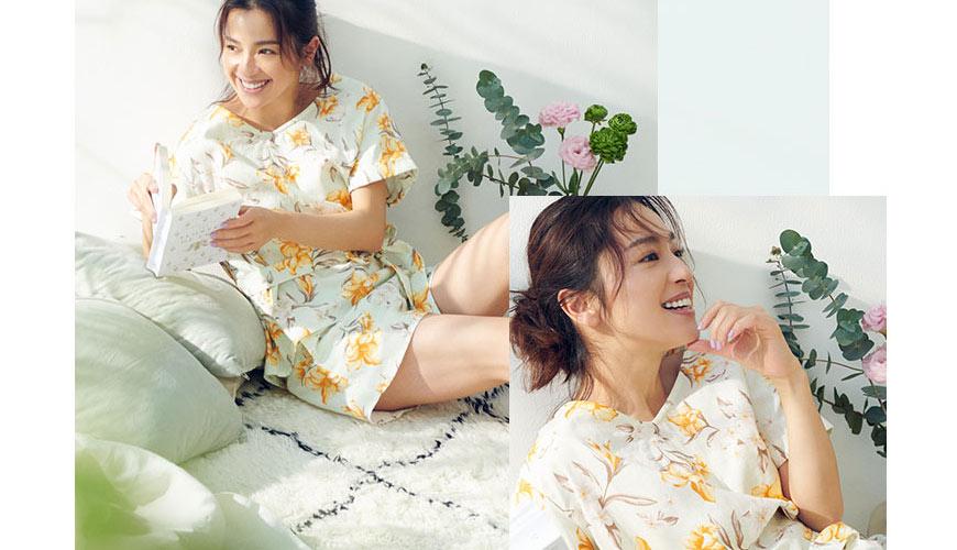 睡衣推薦推介男女睡衣套裝日系可愛日本居家服品牌PEACH JOHN可以自由組合搭配