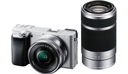 微單眼無反相機推薦SONY-α6400