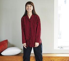 睡衣推薦推介日系甜美可愛居家服品牌Sunny Clouds的20番棉款式睡衣